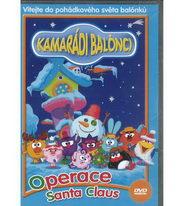 Kamarádi balónci - Operace Santa Claus - DVD