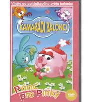 Kamarádi balónci - Princ pro Pinky - DVD