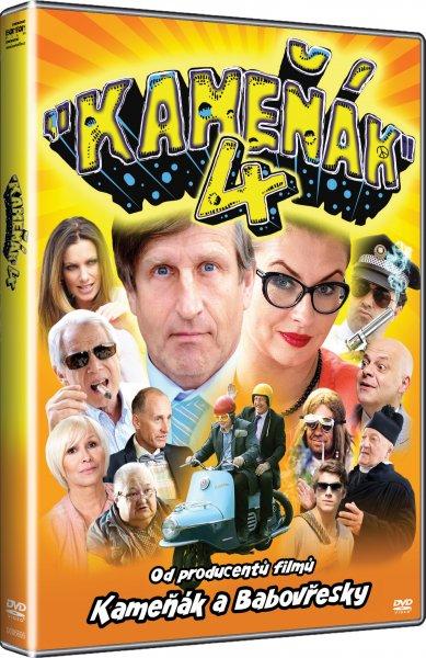 Kameňák 4 - DVD plast