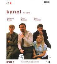 Kancl - 2.série - 1 díl - DVD