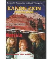 Kaňon Zion: Poklad Bohů / Manny & Lo - DVD