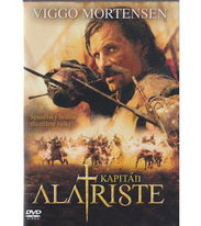 Kapitán Alatriste - DVD plast