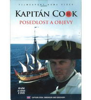 Kapitán Cook II. Posedlost a objevy - DVD