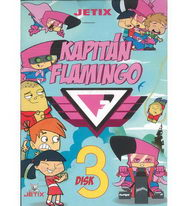Kapitán Flamingo 3. - DVD