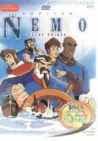Kapitán Nemo - Dávný příběh ( slim ) DVD