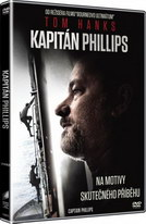 Kapitán Phillips /plast/- DVD