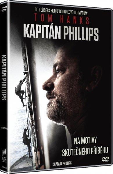 Kapitán Phillips /plast/- DVD
