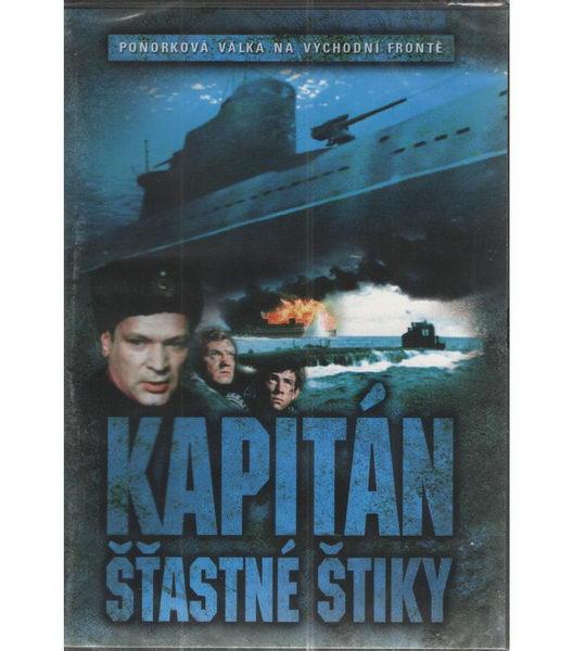 Kapitán Šťastné štiky - DVD