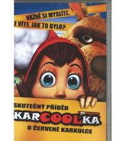 Karcoolka - DVD pošetka