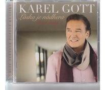 Karel Gott - Láska je nádhera Dotek lásky 2 - CD