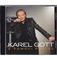 Karel Gott - S pomocí přátel - CD