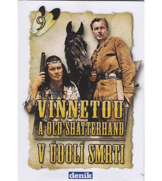 Karel May - Vinnetou a Old Shatterhand v Údolí smrti - DVD