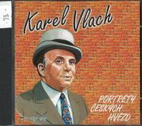 Karel Vlach - Portréty českých hvězd - CD