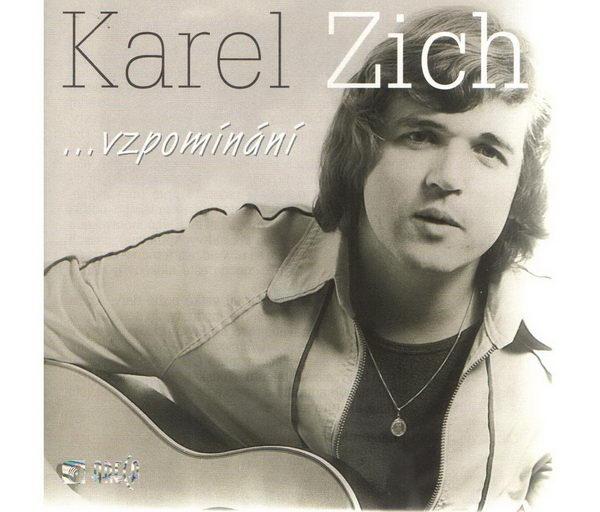 Karel Zich - Vzpomínání - CD