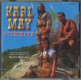 Karl May - Film hits originalni nahravky M. Bottcher Orchester - CD