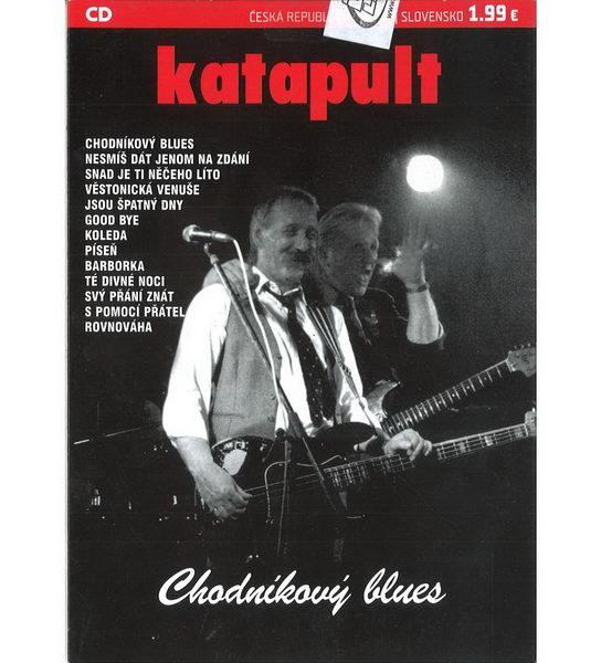 Katapult - Chodníkový blues - CD
