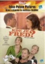 Kde je Fred? - DVD
