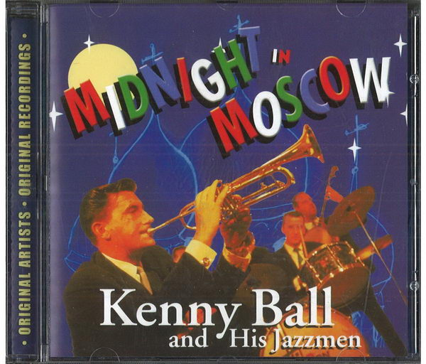 Kenny Ball - Midnight Moscow - CD