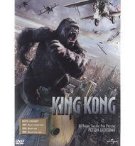 King Kong - Peter Jackson - DVD