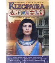 Kleopatra_original Czech Musical - DVD
