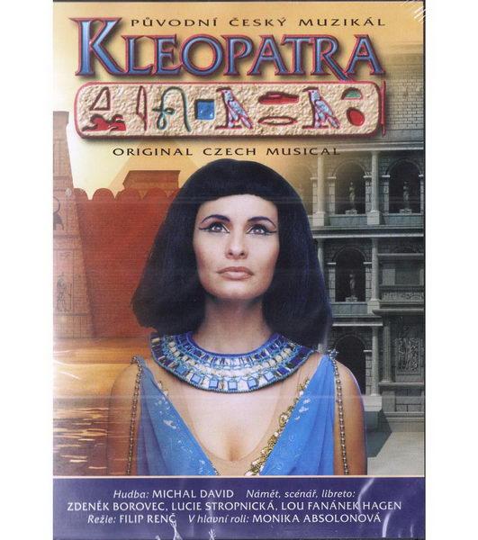 Kleopatra_original Czech Musical - DVD