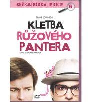 Kletba růžového Pantera ( slim ) DVD