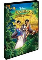 Kniha džunglí 2 - DVD