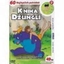 Kniha džunglí 9 - DVD