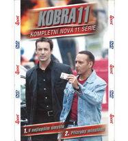 Kobra 11 - 11. série - 1. V nejlepším úmyslu + 2. Přízraky minulosti - DVD