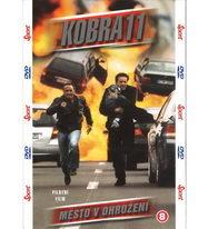 Kobra 11 - 8 - Město v ohrožení - DVD