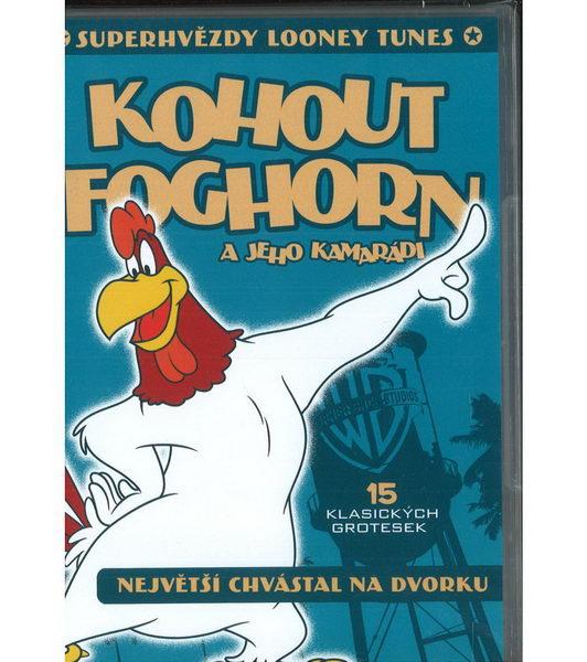 Kohout Foghorn a jeho kamarádi - DVD