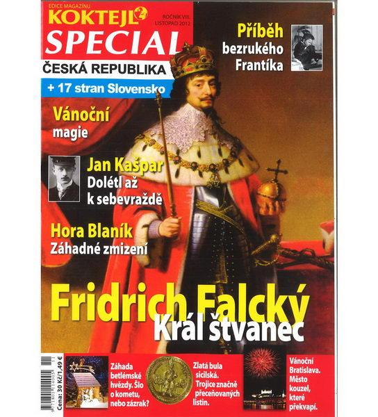 Koktejl speciál Česká republika + Slovensko 2012-listopad