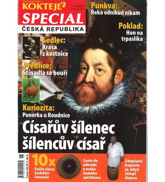 Koktejl speciál Česká republika 2010-červen