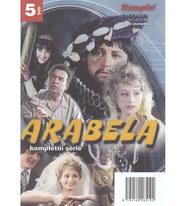 Kolekce Arabela - kompletní série - DVD