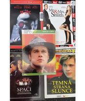 Kolekce Brad Pitt - DVD