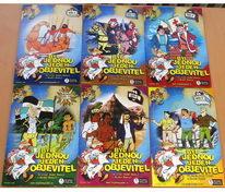 Kolekce Byl jednou jeden objevitel - DVD