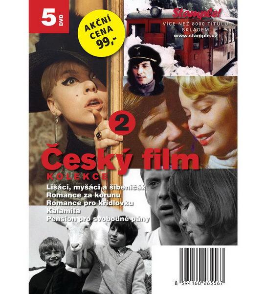 Kolekce Český film 2 - DVD