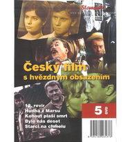 Kolekce Český film s hvězdným obsazením - DVD