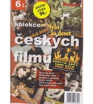 Kolekce Českých filmů - DVD