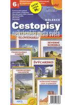 Kolekce Cestopisy 1. - nejkrásnější místa světa - DVD