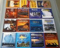 Kolekce Cestopisy ztracených kultur a zázraky kontinentů - DVD