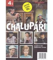 Kolekce Chalupáři (4DVD)
