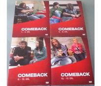 Kolekce Comeback - DVD