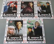 Kolekce Dempsey a Makepeaceová - DVD