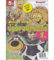 Kolekce Dětská dobrodružná 1 - DVD