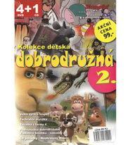 Kolekce Dětská dobrodružná 2 - DVD