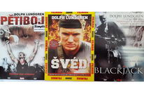 Kolekce Dolph Lundgren - DVD