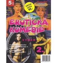 Kolekce Erotická komedie výběr 2. - DVD