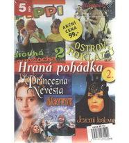 Kolekce Hraná pohádka 2 - DVD