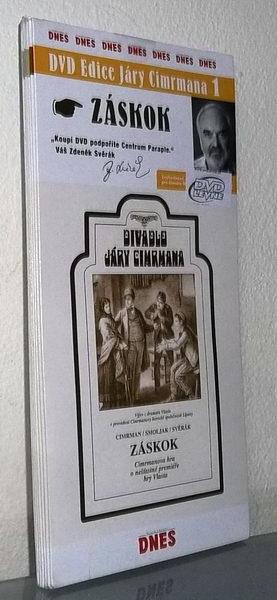 Kolekce Jára Cimrman - 7x DVD